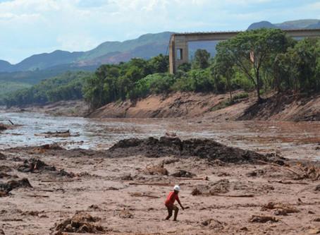 Vale é condenada a pagar R$ 8 milhões a vítimas de barragem