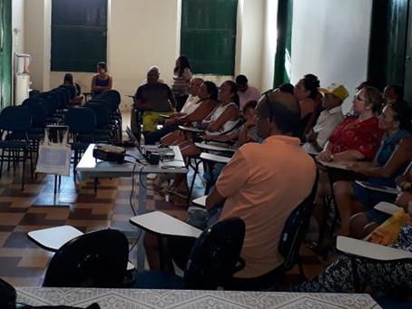 Organizações discutem implantação do Fórum Municipal de Usuários do SUAS em Caicó