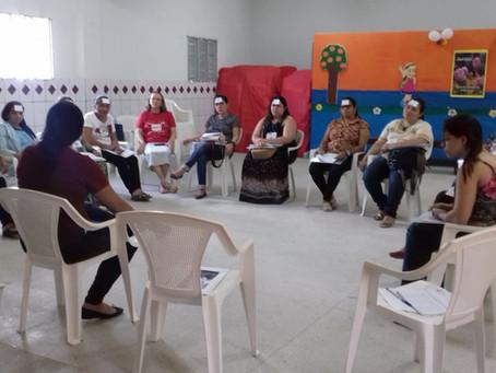 Projeto do Seapac trabalha a prevenção da violência contra crianças e mulheres