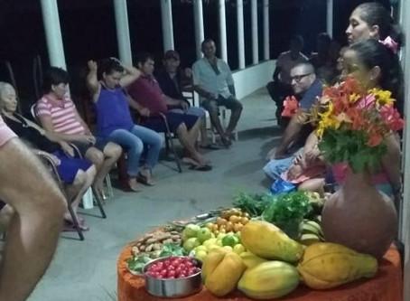 Famílias de Encanto surpreendem equipe do Seapac com homenagem