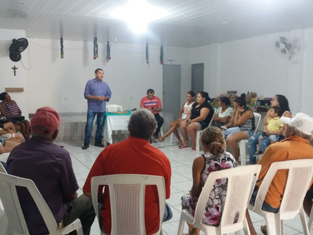 Seapac reúne famílias para avaliação e entrega dos termos de conclusão de cisternas