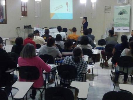 Seapac executa 2ª etapa do projeto Associativismo e Cidadania