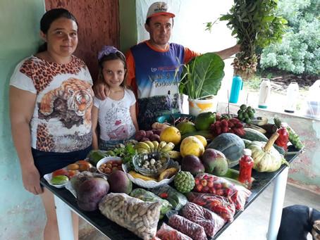 Dia de partilha gera conhecimentos a agricultores agroecológicos