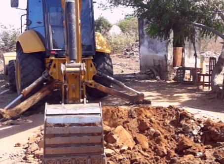 Seapac inicia a construção de nova cisterna no município de Acari/RN