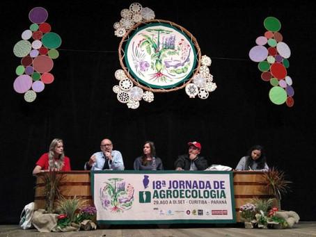 Jornada de Agroecologia discute projeto popular de agricultura