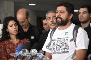 Parlamentares e sociedade civil lançam Frente Parlamentar da Agroecologia