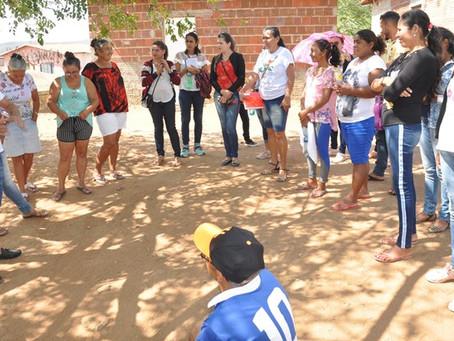 Famílias paraibanas conhecem experiências de convivência no semiárido potiguar