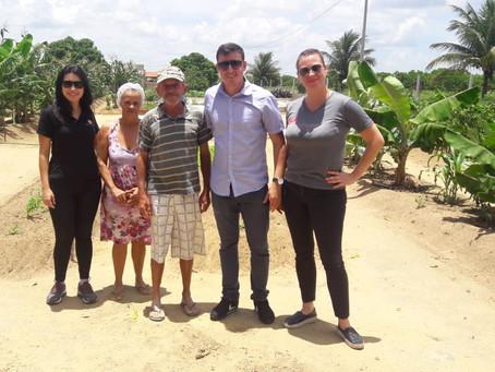 Seapac e Echoenergia articulam parceria na Serra de Santana