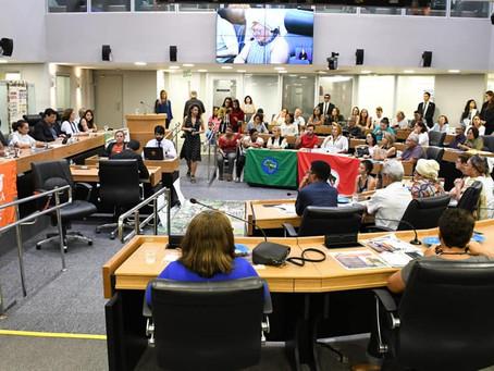 Assembleia Legislativa da Paraíba debate extinção do Consea