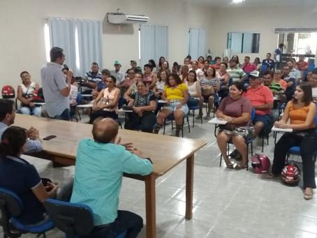Famílias avaliam trabalhos das cisternas implementadas pelo Seapac