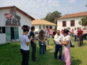 """GT da ANA debate """"Agro-Sócio-Biodiversidade no Paraná"""