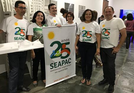 Festa da Apresentação acolhe comemoração dos 25 anos do Seapac