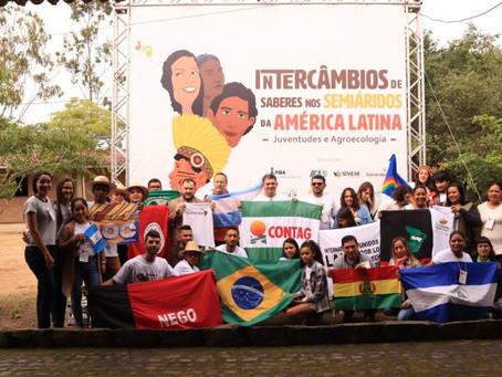 Jovens da Paraíba apresentam experiências em Agroecologia