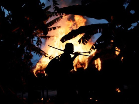 Igreja preocupada com agressões a indígenas no Brasil