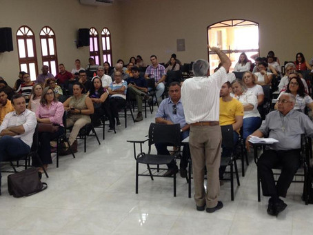 Seapac realiza seminário de implementação do MROSC nesta manhã