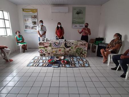 Primeiro dia de capacitação GAPA contou com 15 famílias do município de Tangará-RN