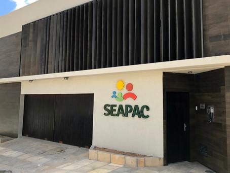 Seapac está em nova sede a partir deste mês de fevereiro