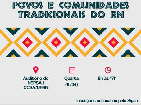 Seminário debate sobre Povos e Comunidades Tradicionais do RN