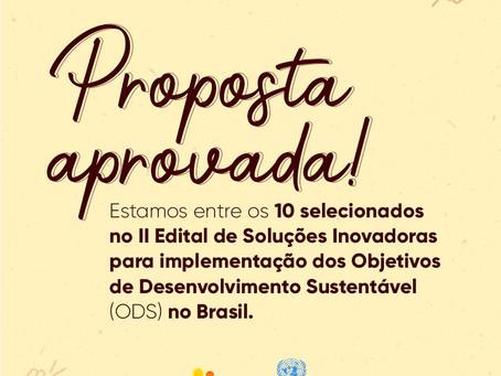 Seapac tem proposta aprovada no II Edital de Soluções Inovadoras para implementação dos ODS