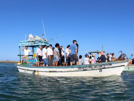 Dom Saburido inicia campanha de apoio às comunidades atingidas por óleo