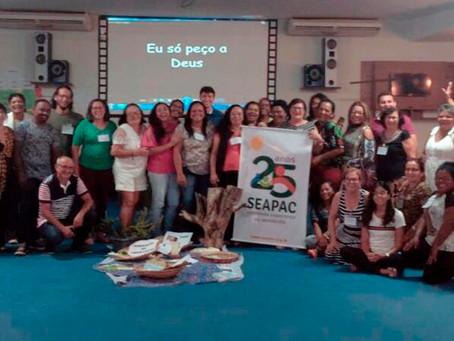 Promoção da Justiça e da Paz é tema de curso ministrado pelo Seapac