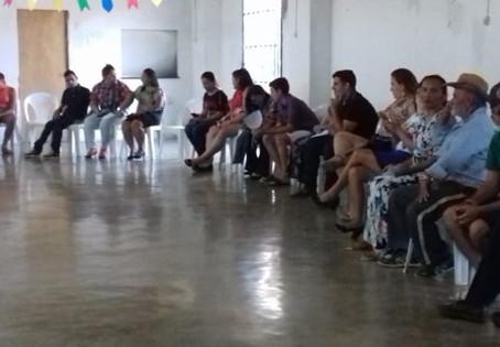 """Famílias e Seapac avaliam projeto """"Promovendo Direitos e Justiça de Gênero"""""""
