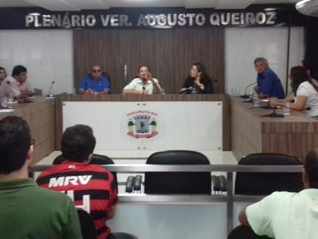 Trabalhadores da construção da Nova Barra de Santana reclamam violação de direitos