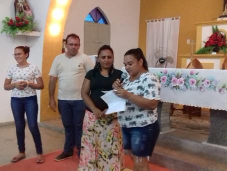 Mulheres e homens de Barra de Santana debatem sobre violência contra a mulher
