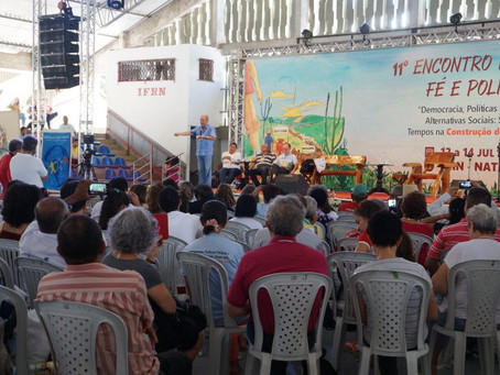 Encontro Fé e Política reuniu mais de 800 pessoas em Natal