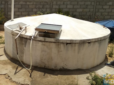 Filtro de água à base de energia solar ganha prêmio nos EUA