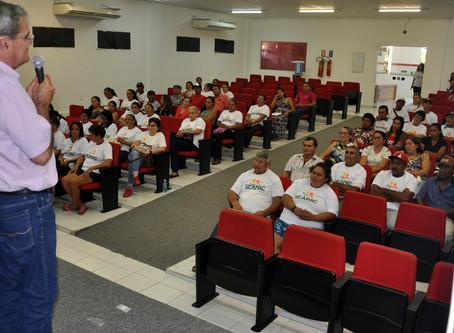 Seapac apresenta Projeto de Convivência no Semiárido aos beneficiários