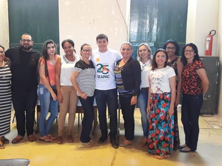 Representante do Seapac preside CMAS de Caicó