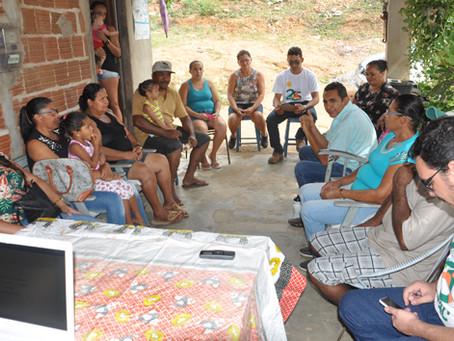 Famílias relatam efeitos positivos da assessoria do Seapac nas UPFs