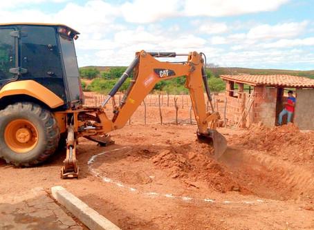 Seapac finaliza escavação de cisternas em Acari-RN e São José do Seridó-RN