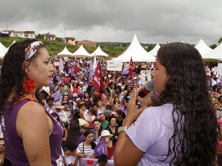 Marcha das Mulheres pela Agroecologia leva 6 mil as ruas de Remígio