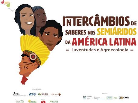 Jovens agricultores de 5 países visitam comunidades da Paraíba e Pernambuco
