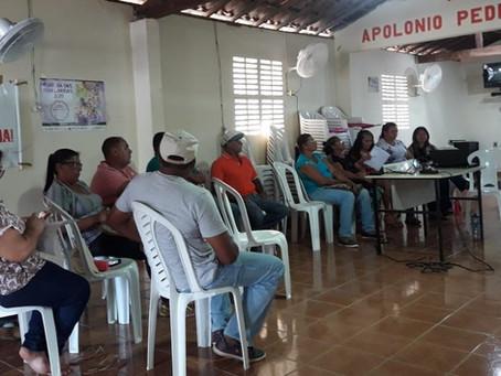 Fórum de Associações de Lajes Pintadas teve presença do Seapac