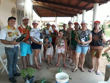 Dia de partilha marcou encerramento de projeto Trienal na Região Oeste