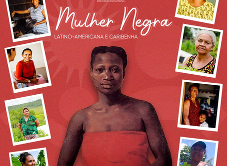 Dia Internacional da Mulher Negra Latino-Americana e Caribenha, foi celebrado no dia 25 de julho