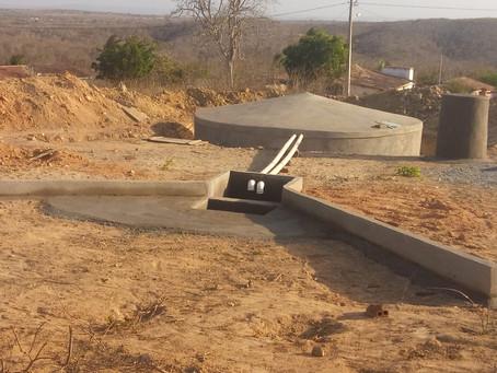 Seapac conclui construção das primeiras tecnologias em Lajes Pintadas