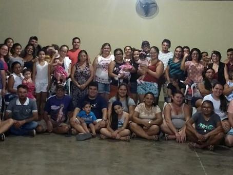 Vídeo documentário emociona famílias de Barra de Santana