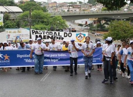 A 5ª Edição da Caminhada da Solidariedade será no próximo domingo