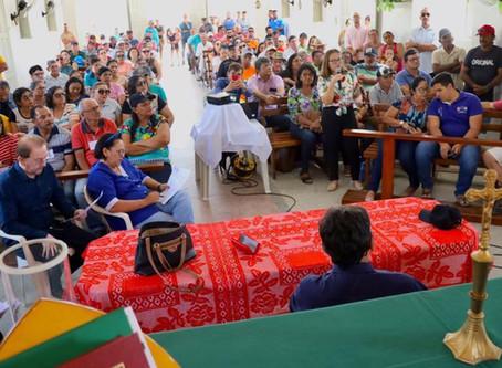 Famílias de Barra de Santana terão um Natal Solidário neste 2019
