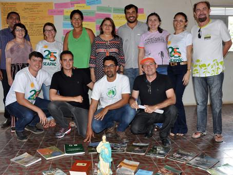 Professor discute Transição Agroecológica com equipe do Seapac