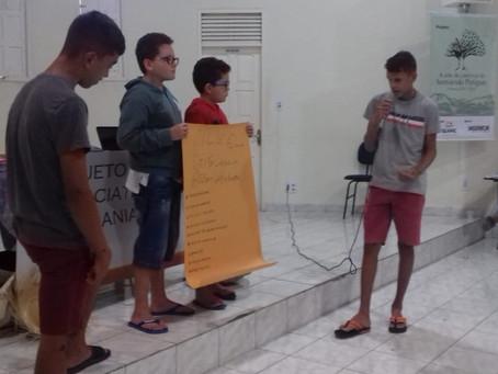 Meio ambiente como Direito foi tema do Curso de Formação de Lideranças