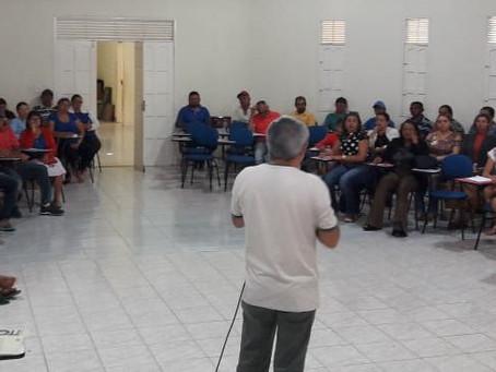 Curso de Associativismo em Lagoa Nova abordou aspectos jurídicos