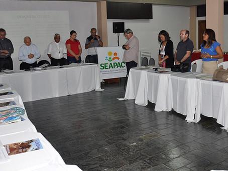 Seapac prepara relatório do Projeto Trienal e convoca Assembleia Geral