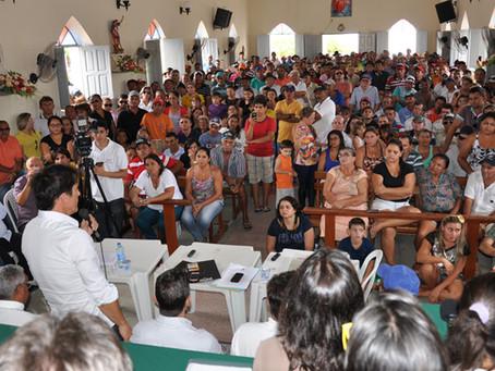 Famílias da Aramando Ribeiro e de Oiticica se encontram para troca de experiência