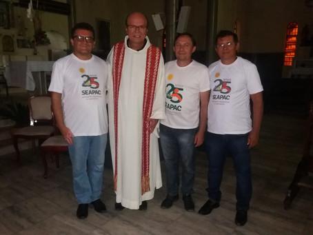 Os 25 anos do Seapac são lembrados na Festa de Santa Luzia