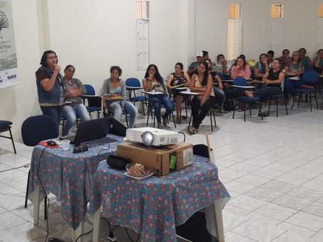 Projeto Associativismo e Cidadania capacita 180 pessoas